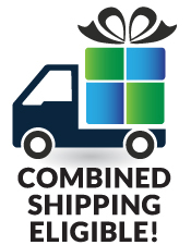 Combined Shipping Available