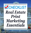 Real Estate Print Marketing