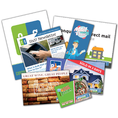 Free Resource: Direct Mail Idea Pack