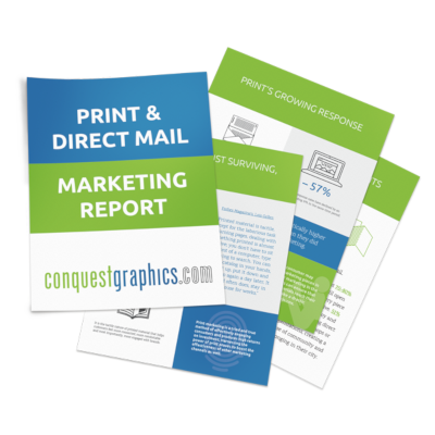 Free Resource: Print and Direct Mail Marketing Report
