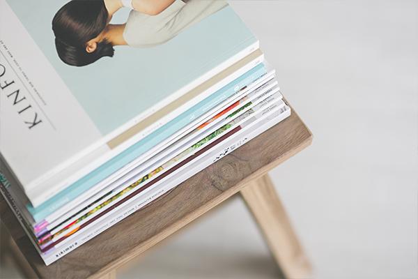 How to make a catalog.