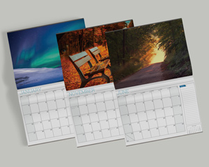 Calendar editing is easier with conquest graphics than ever.