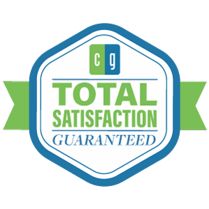 Our total satisfaction guarantee is meant to help customers reach their business goals and achieve excellence.