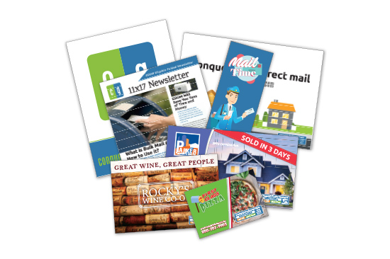 direct mail idea pack