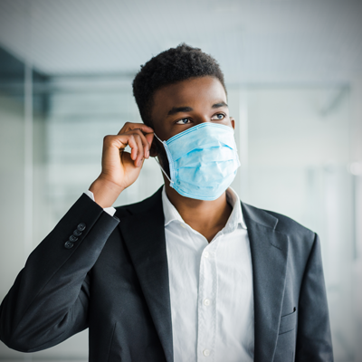 face-mask-businessman