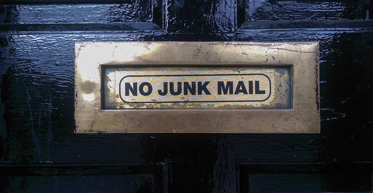 People don't want spam mail. All good direct mail campaigns are personalized and make the customer feel valued.