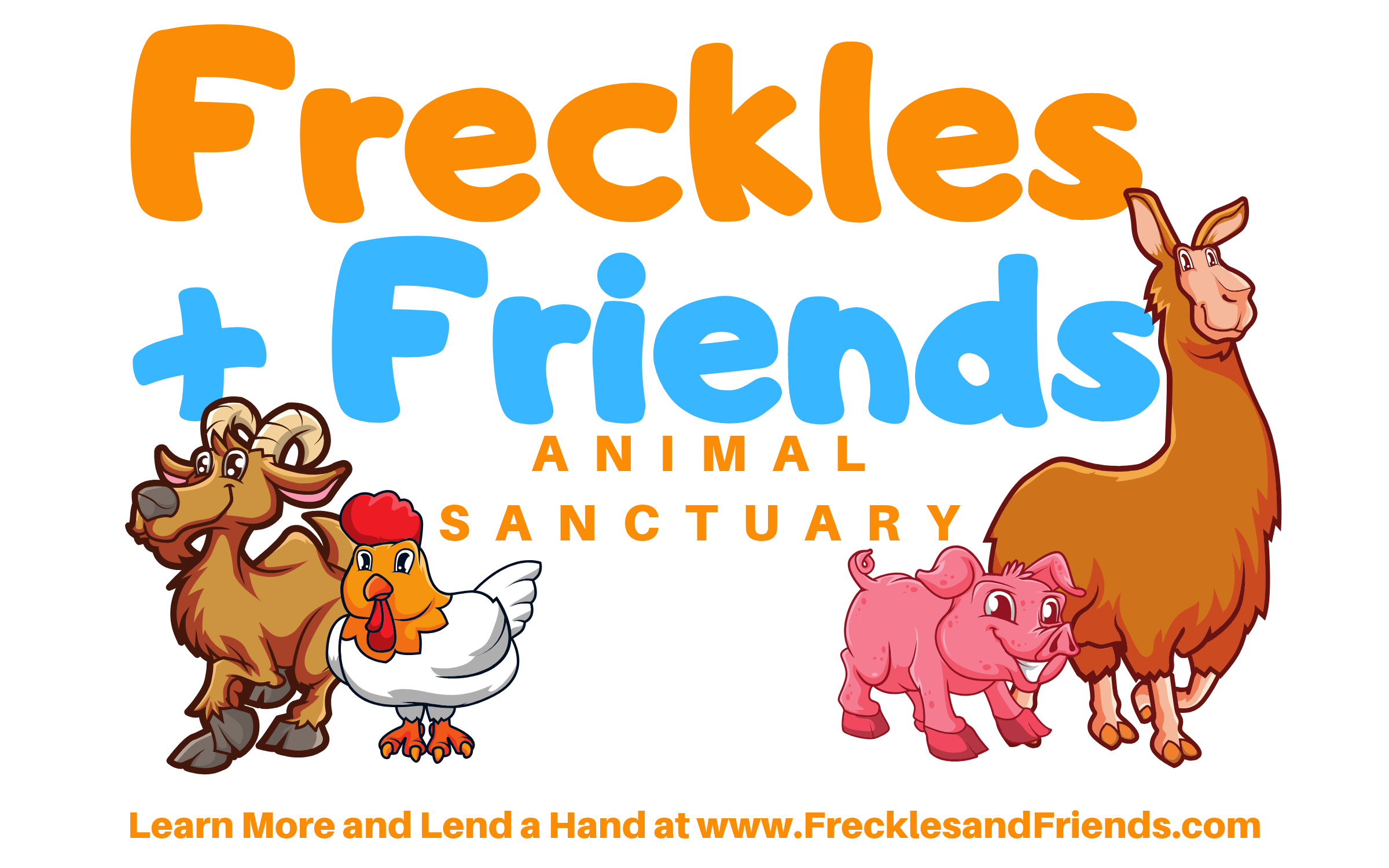 Freckles and Friends Use Case Study
