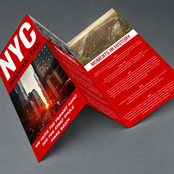 High Quality, Full Color Brochure Printing | Conquest Graphics3