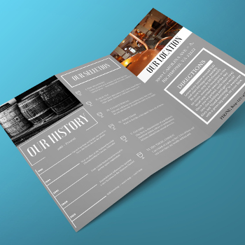 High Quality, Full Color Brochure Printing | Conquest Graphics2